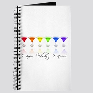 rainbow martinis Journal