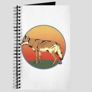 Coyote Notebooks - CafePress