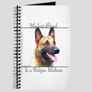 BelgianMal Best Friend2 Journal
