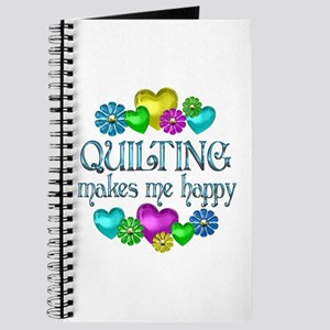 Quilting Happiness Journal