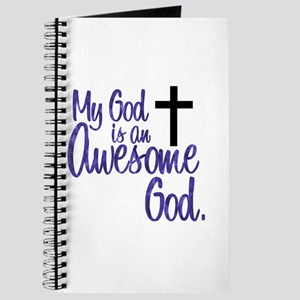 Awesome God Journal
