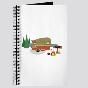 Camping Trailer Journal