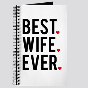 Best wife ever Journal