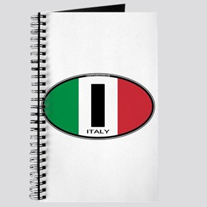 Italy Oval Colors Journal