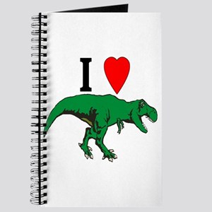 T Rex Green Journal