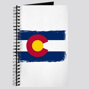 Colorado state flag rough edges Journal