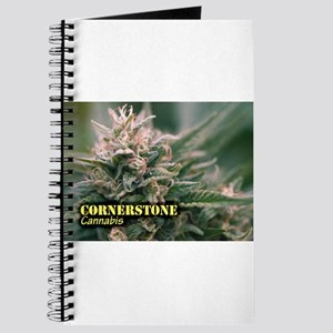 Cornerstone (with name) Journal