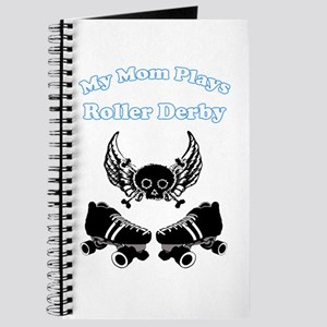My Mom Plays Roller Derby (Boy) Journal