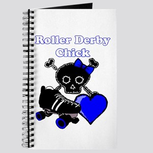 Roller Derby Chick Journal