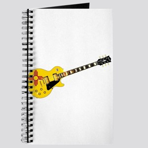 New Mexico State Flag Guitar Journal