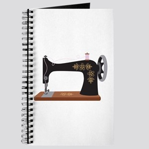 Sewing Machine 1 Journal