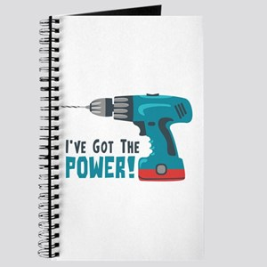 Ive Got The Power! Journal
