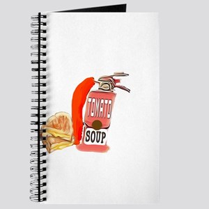 Grilled Cheese Tomato Soup Journal
