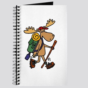 Moose Hiking Journal