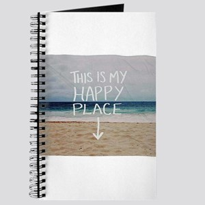 This Is My Happy Place Journal