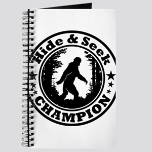 Hide and seek world champion Journal