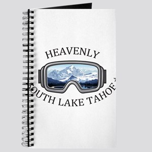 Heavenly Ski Resort - South Lake Tahoe - Journal