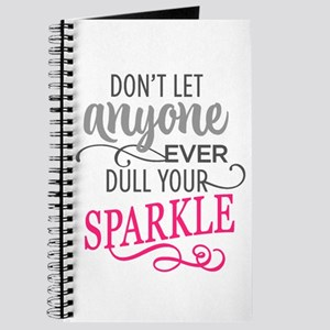 DULL YOUR SPARKLE Journal