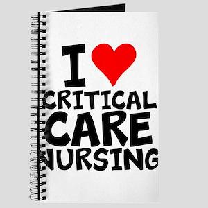 Critical Care Nurse Notebooks - CafePress