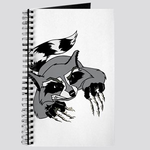 Racoon Stationery - CafePress