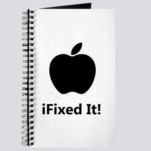iFixed It Apple Journal
