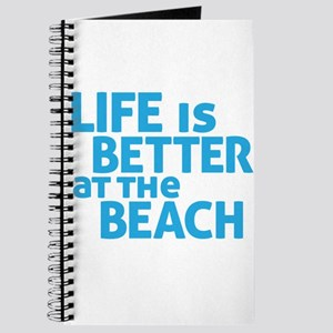 Life Is Better At The Beach Journal