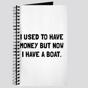 Money Now Boat Journal