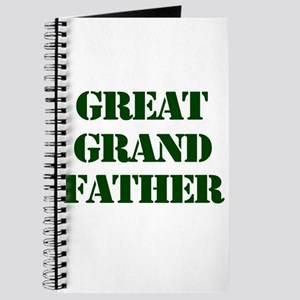 Great Grandfather Journal