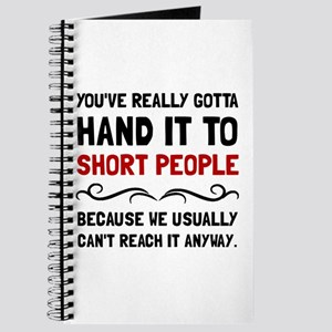 Short People Journal