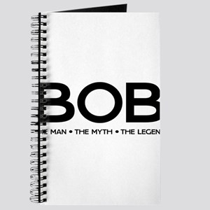 BOB The Man The Myth The Legend Journal