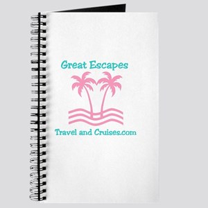 Travel Agent Notebooks - CafePress