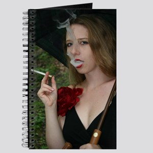 Smoking Fetish Notebooks - CafePress