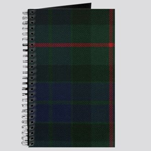 Clan Gunn Tartan Journal