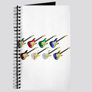 Electric Guitar Collection Journal