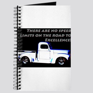 No Speed Limits Journal