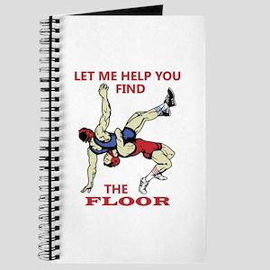 Wrestling Notebooks - CafePress