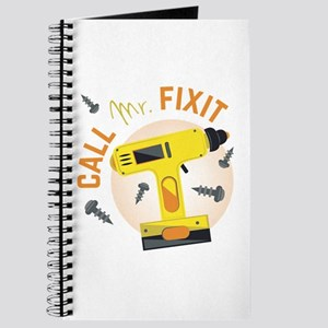 Mr Fix It Journal