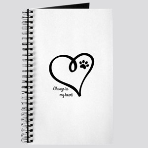 Always in my Heart Journal