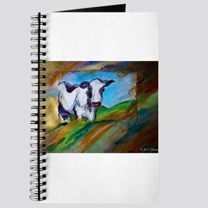Colorful, Dairy, Cow, Journal