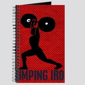 pumping_iron_78_ipad_case_red Journal