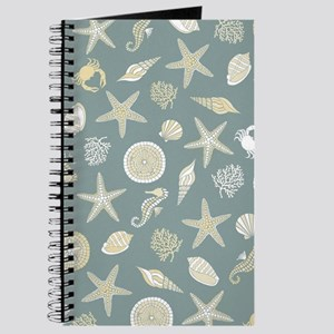 Beachcomber Steel Blue Journal