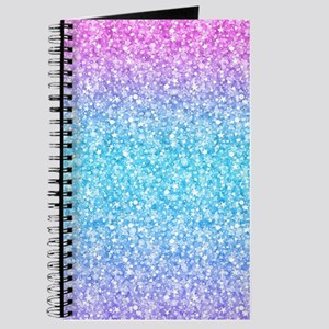 d3a9719f3 Glitter Notebooks - CafePress