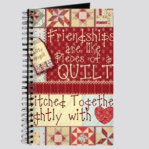 Quilting Friendships Journal