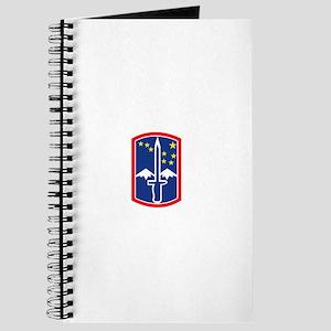 SSI - 172nd Infantry Brigade Journal