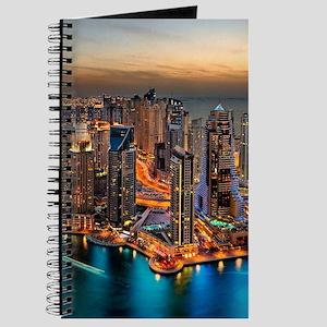 Dubai Skyline Journal