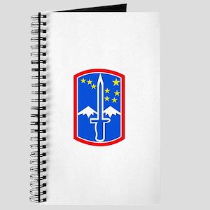 SSI -172nd Infantry Brigade Journal