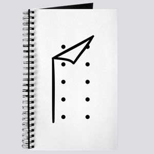 Chef uniform Journal