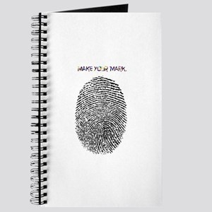 Thumb Print Journal