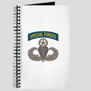 Airborne SF w Master Wings Journal