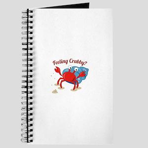 Feeling Crabby? Journal